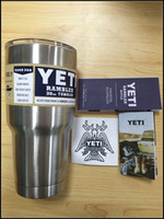 Wholesale YETI oz Bottle Cup Mug Ounce Colster Spillproof Matte Coated Painted Colored pamphlets with Clear Lid