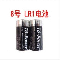 Wholesale free ship N type LR1 primary battery dry battery alkaline battery batterie moto battery charger aa batteries