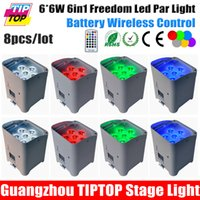 bright color led bulb - TIPTOP XLOT DJ Freedom Par Color RGBWA UV Battery Powered Wireless LED Wash Light X W High Power Bright Mini Stage Washer