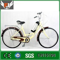 Wholesale The New Lady Lithium Power Bicycle