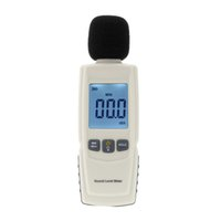 Wholesale New Upgrade LCD Noise Measuring Instrument Digital Sound Level Meter Portable Noise Tester Decibel Monitoring Diagnostic tool
