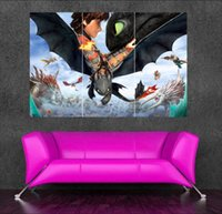 baby dragon stickers - Huge size cartoon wall sticker how to train your dragon vinyl stickers for baby room decor x150cm vinilos decorativos