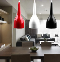Wholesale Modern W led pendant light LED Fixture Pendant Lamp Christmas hanging Lighting energy saving lamp for dining room bar resturant