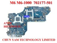 Wholesale Original laptop motherboard for HP M6 EnvyM6 HD7670M G Notebook PC mainboard Tested Days Warranty