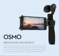 Wholesale New Original DJI OSMO Handheld Axis Gimbal and ZENMUSE X3 K HD Camera Set DHL Fast Shipping