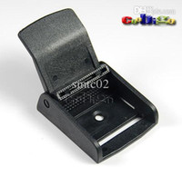 Wholesale 1 quot Cam Buckles Plastic Black Toggle Clip Backpack Straps Webbing mm Pack FLC011 A1