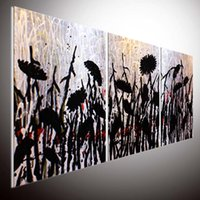 Wholesale Oil Painting Wall Art Painting on Aluminum Metal Painting Wall Art METAL WALL ART Metal Wall Modern Contemporary Metal Wall Art
