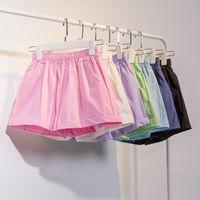 Wholesale Fashion Women Summer Shorts Casual Pants Shorts Pants Belly Trousers Leggings Pink Green Blue Shorts Denim Jeans Shortsbeach shorts