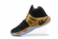 Wholesale Custom Made Satin Shoes - Drop Shipping Kyrie Irving 2 II Custom Made Limited Edition For Men Basketball Shoes ships out within 2 days