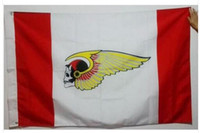 angels flying - NEW Arrived Hells Angels MC Flag Motorcycle Club Flag Custom Flag Banner Flag Flying Flag
