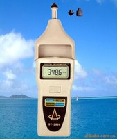 Wholesale Special supply tachometer speedometer optical Contact Tachometer DT2856