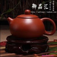 Wholesale Xi shi pot small recommended zhu clay pot of purple sand teapot little teapot mail filter on sale bag