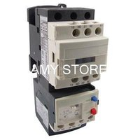 Wholesale LC1D09 AC Contactor Phase Volts Amp LRD06 Overload Relay Combo