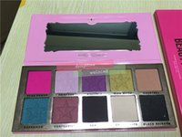 Wholesale in stock Star Beauty Killer Eyeshadow Palette colors Eye Shadow Palettes Highlight Cosmetics Eye Shadow DHL