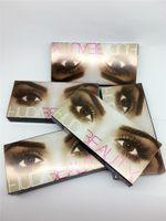 Wholesale 12 Models Available High Quality HUDA BEAUTY Makeup Natural Long False Eye Lashes Eyelashes Hand Made Fake Eyelashes Huda Beauty
