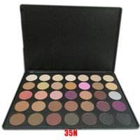 Wholesale 2016 New Arrival Matte Eyeshadow Palette Makeup Eye Shadow for MORPHE BRUSHES colors