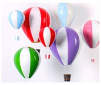 Wholesale hot air balloon decorations