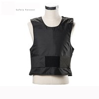 Wholesale Safety Supply High Performance Anti cut Clothes Soft Stab Proof Military Stab Protection Resistant Vest Size Adjustable