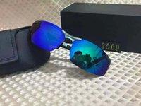 aluminum joints - Sell High Quality Sunglasses Magnesium Alloy Aluminum Frameless Pilot Spring Leg Joint Color Film Polarizing Sunglasses