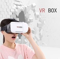 Wholesale The latest updated VR BOX virtual reality head mounted D magic mirror