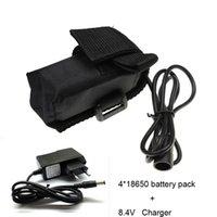 battery for bike - mAh V Battery Pack for Bicyle Bike Headlamp Light charger