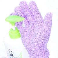 Wholesale Min order is Bathwater scrubbing gloves bath gloves shower single b530