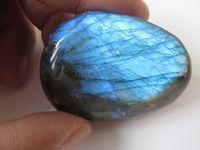 art drawing original - A Rare NATURAL Flash Labradorite Crystal Gem Stone Original Reiki g