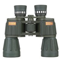 army inspections - 10X50 m m Military Tactical Army Green Binoculars Telescope Optical Lens with Pouch for Outdoor Sports Activities