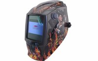 Wholesale Pro Sexing arc sensor solar auto darken shading grinding tig arc big view welding helmet welder goggle mask cap