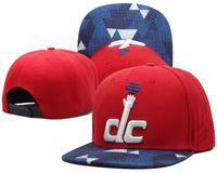 basket ball caps - Wizards Snapback Hats wall Baseball Caps Basket Ball Hats Team Sports Fan Hat Cap Sports Series Hot Pop