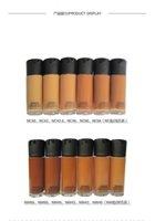 Maquillaje de la marca ESTUDIO Fix Fluid SPF 15 botellas MatchMaster FUNDACIÓN 30ML de cristal líquido componen la fundación