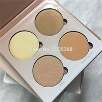 Wholesale 2016 New Branded ABH Glow Kit Makeup Face Blush Powder Blusher Palette Cosmetic Blushes Shades Gleam That Glow SUN DIPPED sweets