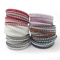 achat en gros de snaps gros rivets-Livraison gratuite Bijoux en gros Snap Bracelet Slake bracelet en cuir Snap Bracelet Punk Style Boulon Rivet bracelet Slake Bracelet