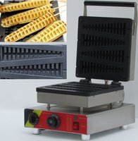 Wholesale V or V avaliable Lolly waffle maker waffle baker Commercial Waffle Toaster NP By Hosalei