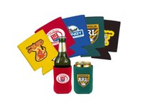 beer holders custom - Hot sell custom neoprene insulated can stubby holder high quality beer cooler bag with logo printing