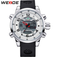 Bluetooth battery multimeter - New WEIDE Relogio Masculino Outdoor Sport Watches For Men Quartz Digital Multimeter Luxury Brand Dive Watch Meters Waterproof