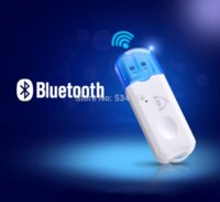 Wholesale 2015 New arrival Wireless USB Bluetooth Audio Music Receiver Adapter Blue adapt bluetooth gps receiver