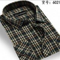 best clear coat - New Men s Casual Long Sleeved Plaid Shirt Outdoor Sports Men s Shirts Men s Outdoor Tourism Best Coat