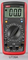Wholesale UNI T high precision digital multimeter multi function multimeter dmm capacitor UT39A UT39B UT39C UT39E