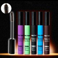 Wholesale 5 color mascara Lengthening Long lasting Thick Natural makeup eyelash cream DHL for I201653004