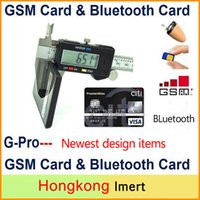 Wholesale New W GSM ID BOX with Hidden In Ear wireless earpiece spy Kit GSM Neckloop