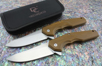 big dc - DC version DC A5 CKF ELF ANTON MALYSHEV DESIGN big folding knife cr13mov blade CNC AIO G10 handle Outdoor Tactical Camping EDC