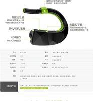 Wholesale Sport bluetooth wireless bluetooth stereo headphones new bluetooth headset ear ear type