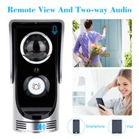 automatic locking doors - WiFi Doorbell with Message Push and Audio Support Automatic Open Door Lock with APP