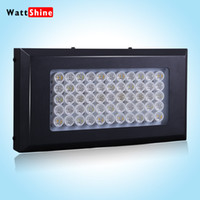 aquarium tank hoods - Dimmable LED Aquarium Light w bands spectrum marine aquarium led lighting lamp for coral reef and fish tank