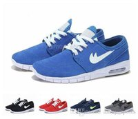 Cheap 2015 SB Stefan Janoski Max Shoes Mens Women Running Shoes Sneakers Anti Fur Suede Athletic Shoes Free Shipping