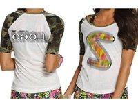 women's T-shirts - Nwe Women s clothing Yoga fitness dance sportswear female cotton t top Women T Shirts