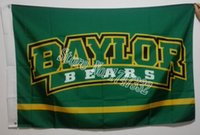 baylor flag - Baylor University Bears NCAA Flag hot sell goods X5FT X90CM Banner brass metal holes BU03