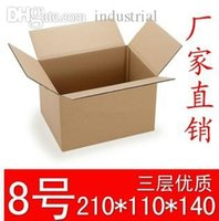 Wholesale CPA cm Three Layer Corrugated Paper Postal Box Packing Paper Box mailing boxes