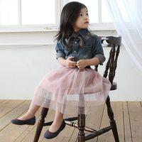 Wholesale 2016 Hot Sale colors girls skirts princess lovely tutu skirt Y kids summer skirt candy color short girls skirt
